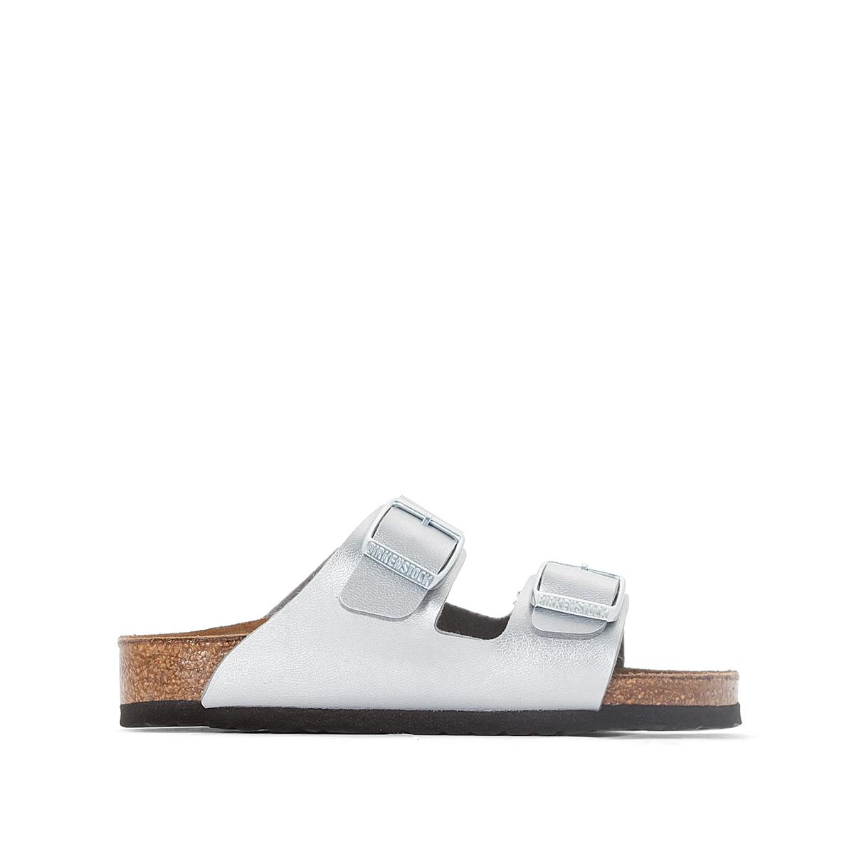 Туфли без задника синтетические от La Redoute