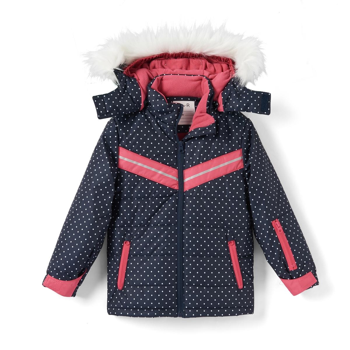 Куртка лыжная для девочки 3-12 лет