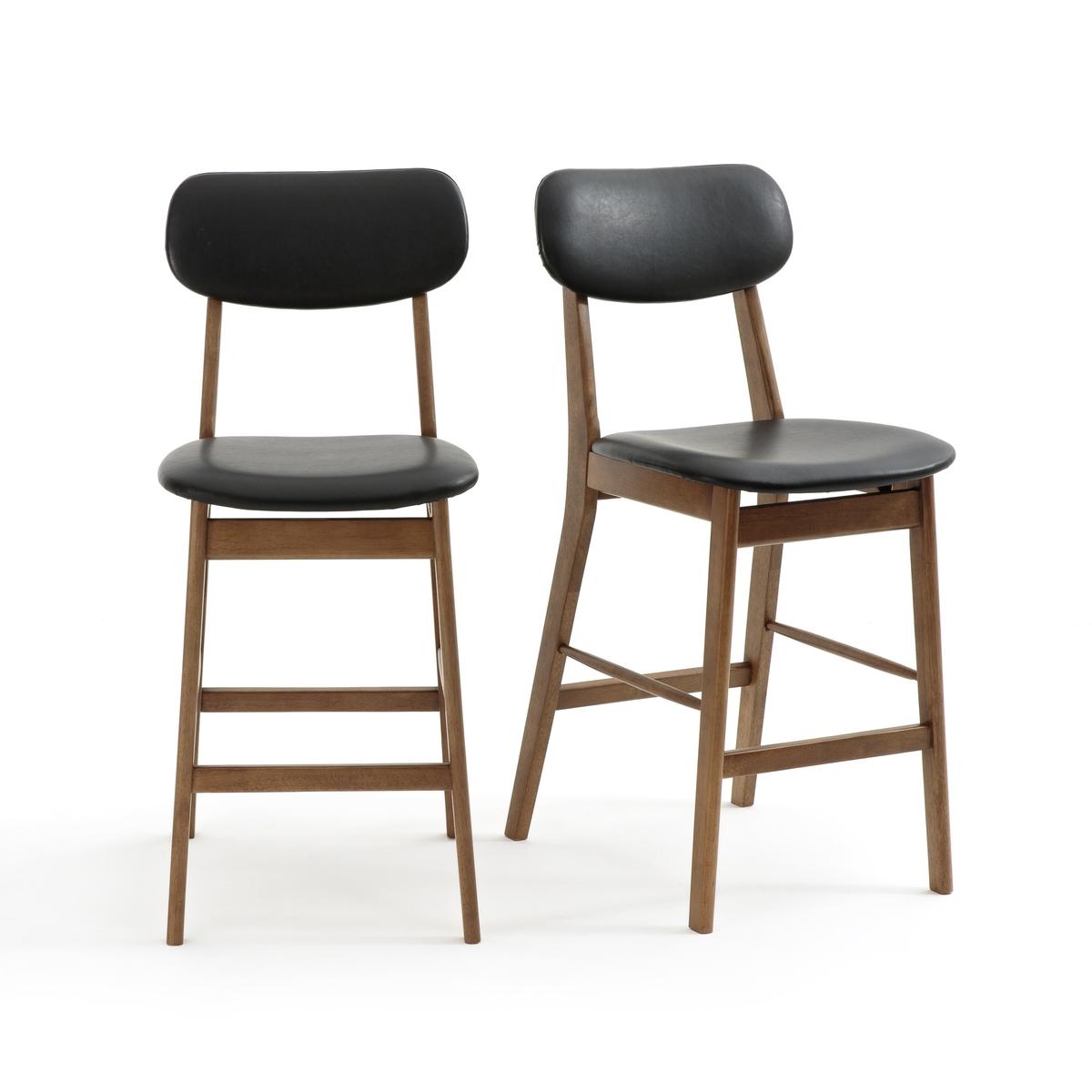 Барных La Redoute Стула WATFORD единый размер каштановый стула la redoute барных watford единый размер каштановый