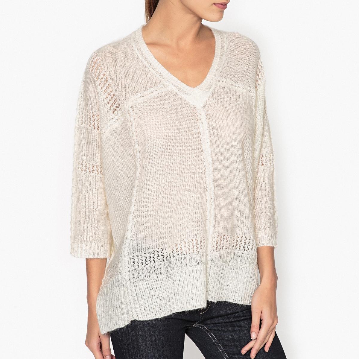Пуловер-пончо APPOLINE
