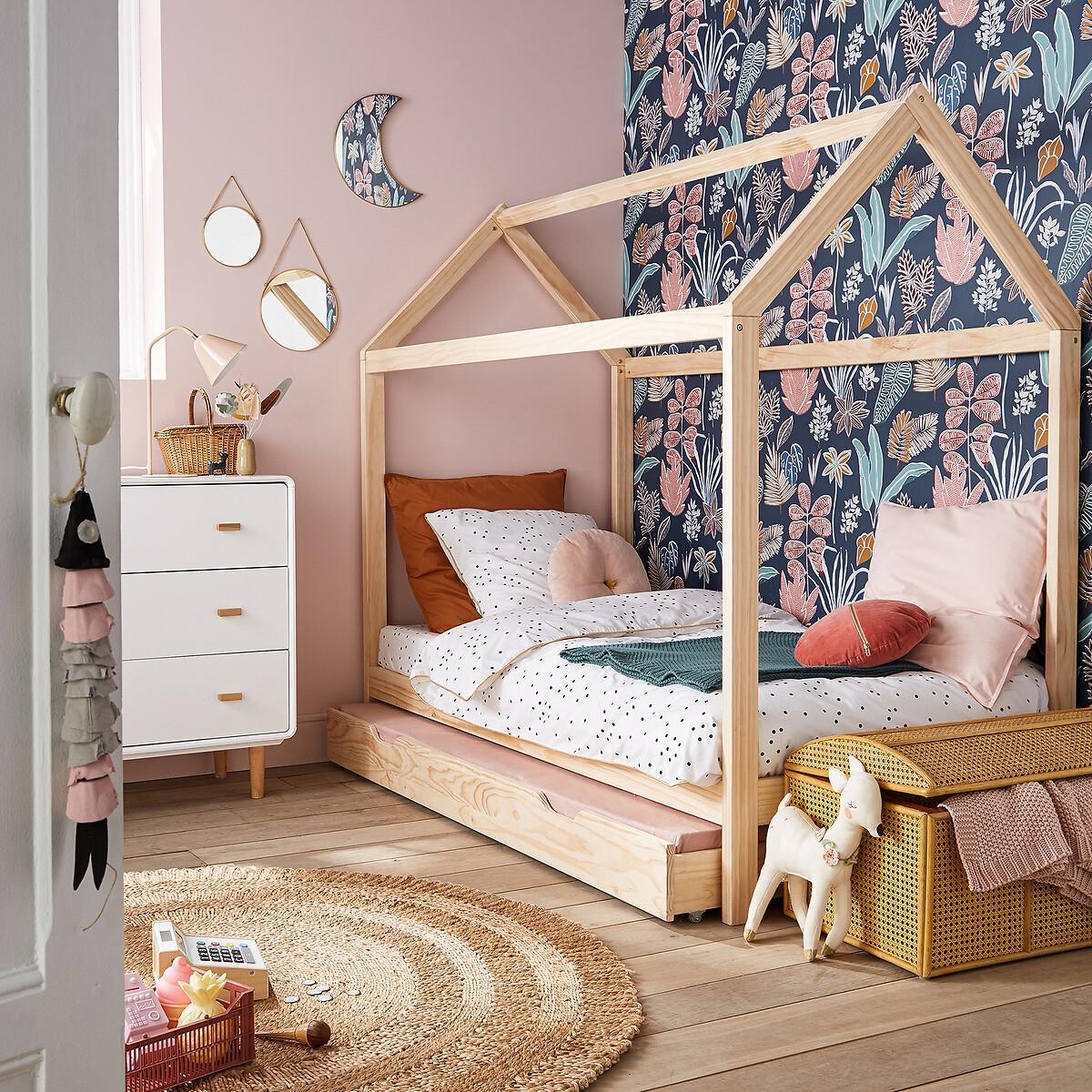 Tiroir-lit pour lit cabane, Archi