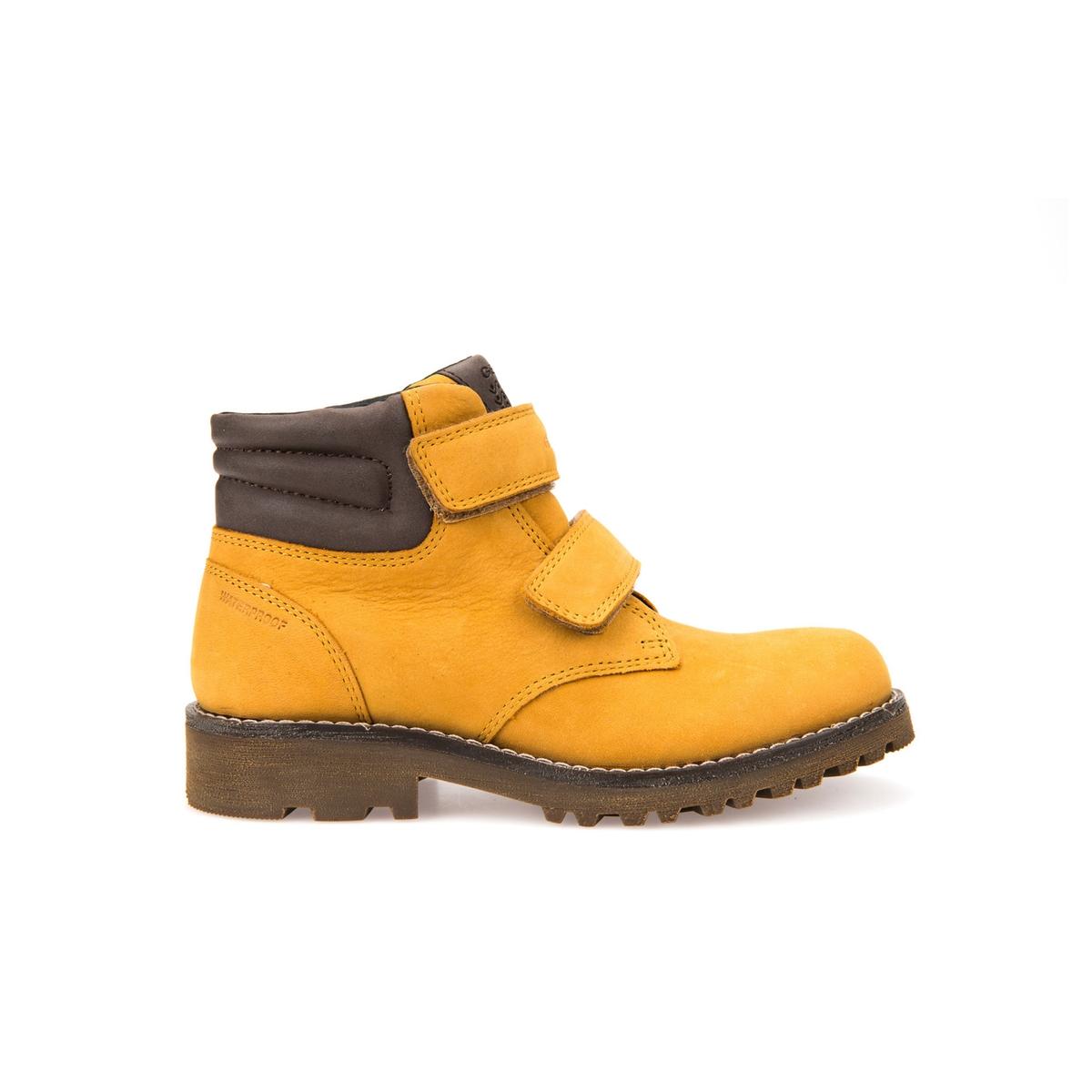 Boots con patta a strappo Axel B. Wpf C