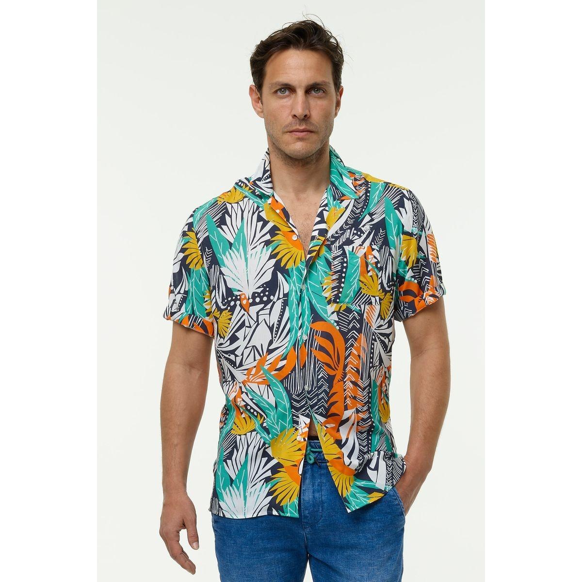 chemisette hawai
