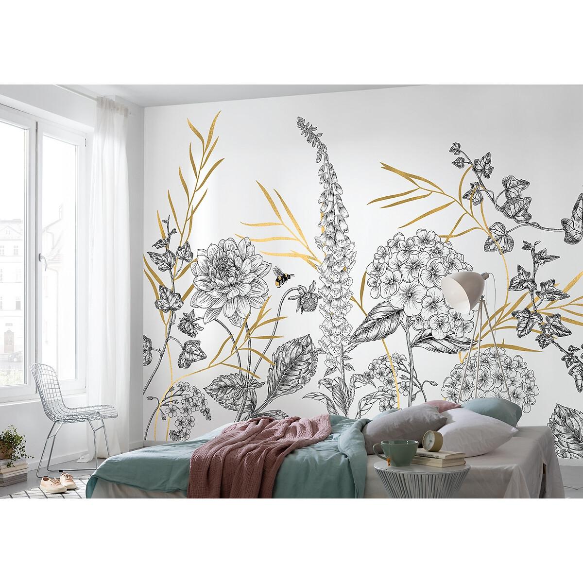 INTERELIFE - Interelife Papel de parede foto mural Bumble Bee, da Interelife