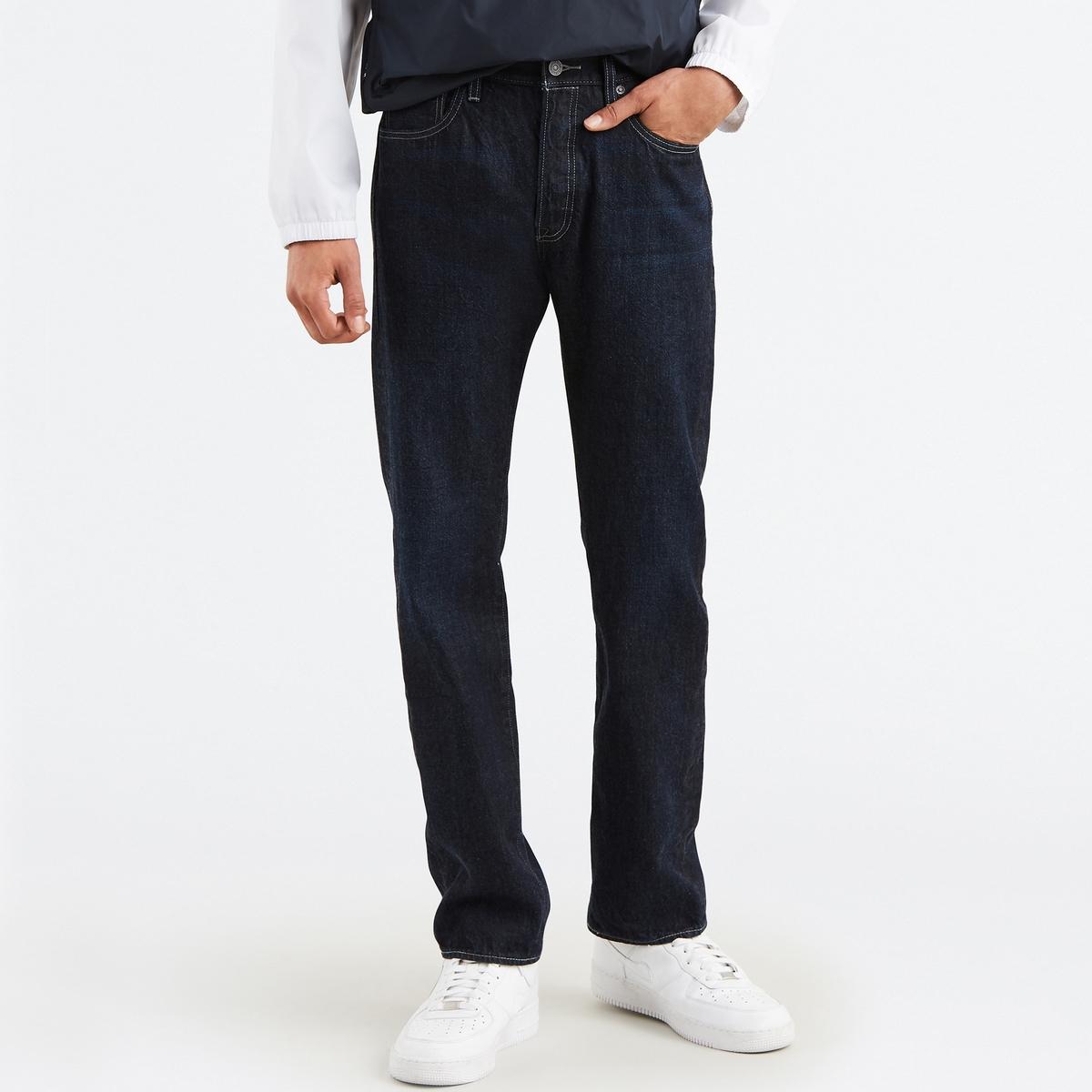 Jeans 501 regular, corte direito