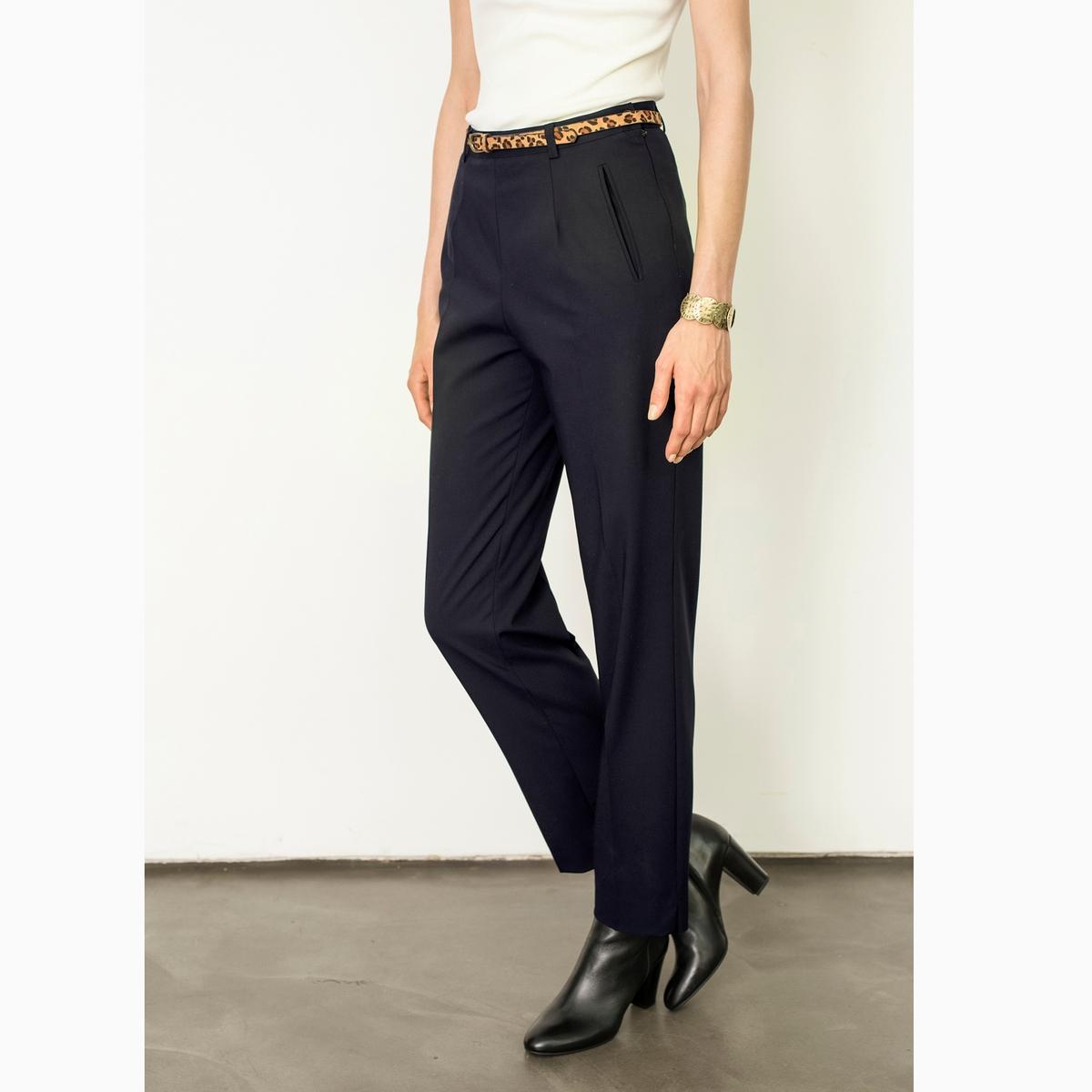 Imagen adicional 3 de producto de Pantalón urbano, recto, especial vientre plano - Anne weyburn