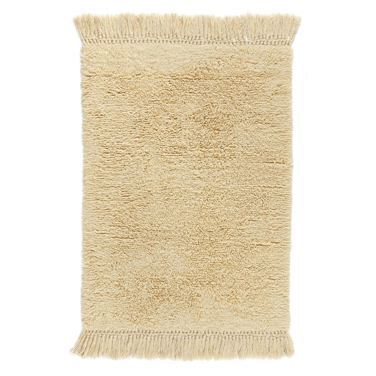 Ковер La Redoute В берберском стиле из шерсти Shadi 120 x 180 см бежевый ковер la redoute в берберском стиле из шерсти tekouma 120 x 180 см бежевый