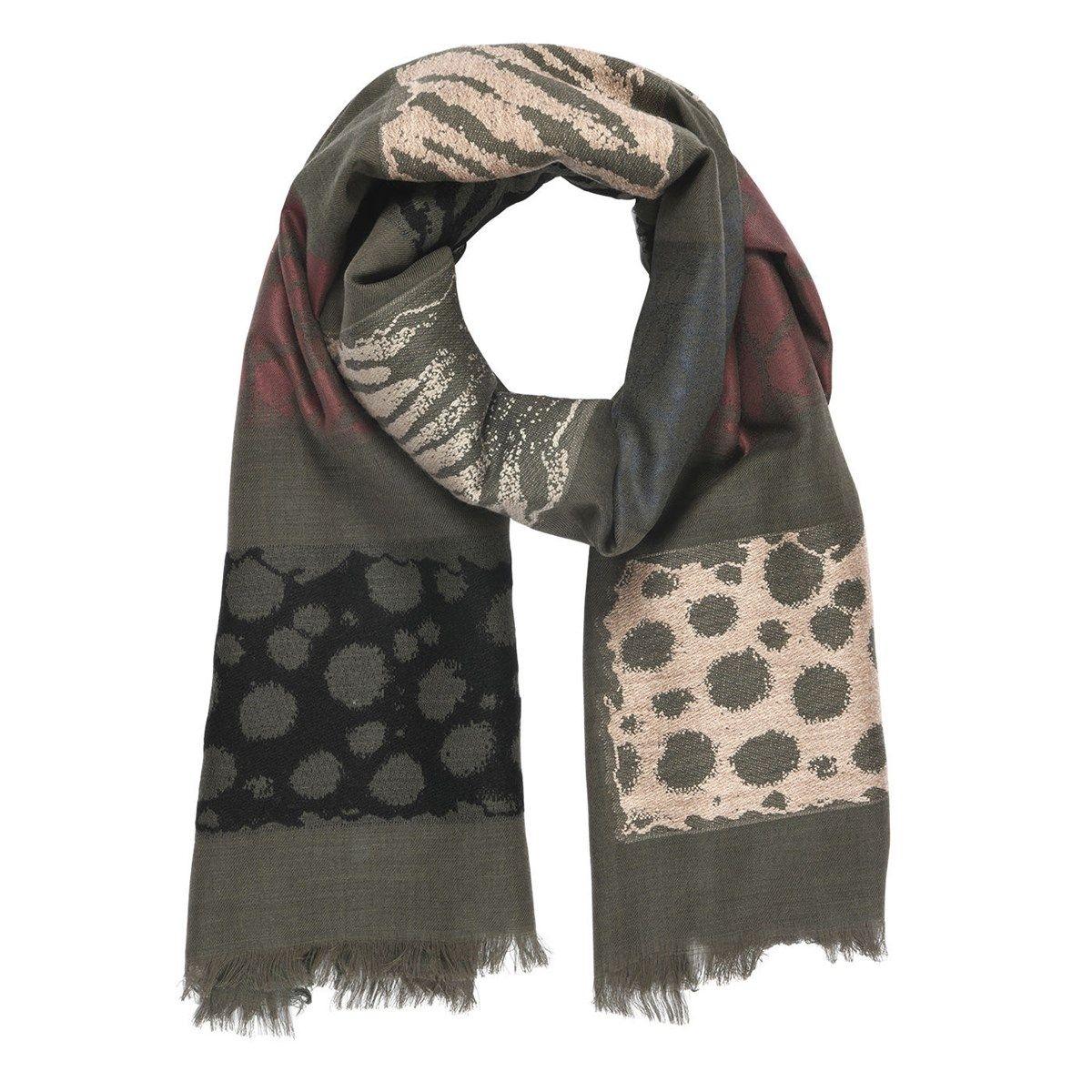 Foulard motif  animal