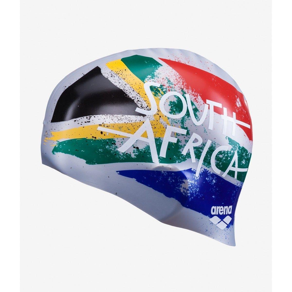 Bonnet Arena PRINT 2 FLAG_SOUTHAFRICA Light Grey - SH1E368SA