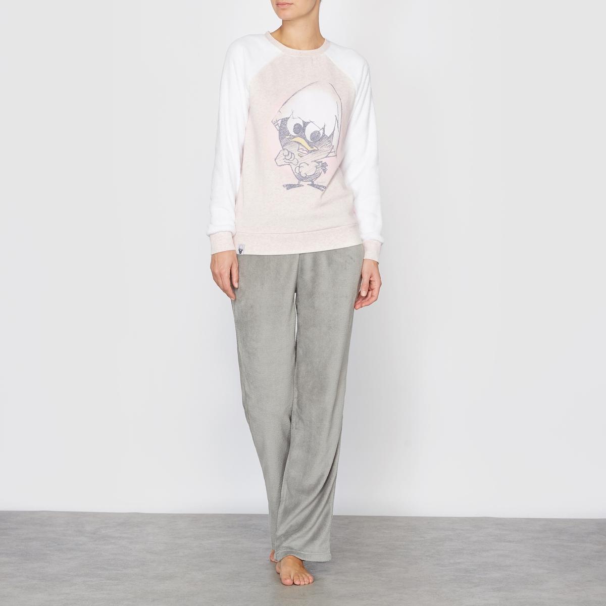 Пижама с длинными рукавами Calimero