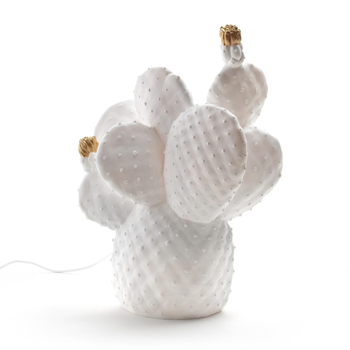 Ночник, The CactusНочник Cactus привнесет нотку экзотики в ваш декор. Эта светодиодная лампа с забавным дизайном не нагревается и идеальна в качестве ночника в детской комнате или как декоративный осветительный прибор. Каждая деталь отлита и покрашена вручную, что делает лампу уникальной. Сделано в Европе.Характеристики : - Винил, устойчивый к ударам- Светодиодная лампа в комплекте- Низкое энергопотребление и продолжительный срок службы благодаря светодиодной технологии (более 50 000 часов)- Мощность : 2,5 Вт- Световой поток    : 150 люмен- Напряжение   : 12 В- Работает при напряжении 100-240 В- Имеется модель зеленого и белого цветовРазмеры :- Ш.17 x В.38 x Г.28 см<br><br>Цвет: белый,зеленый