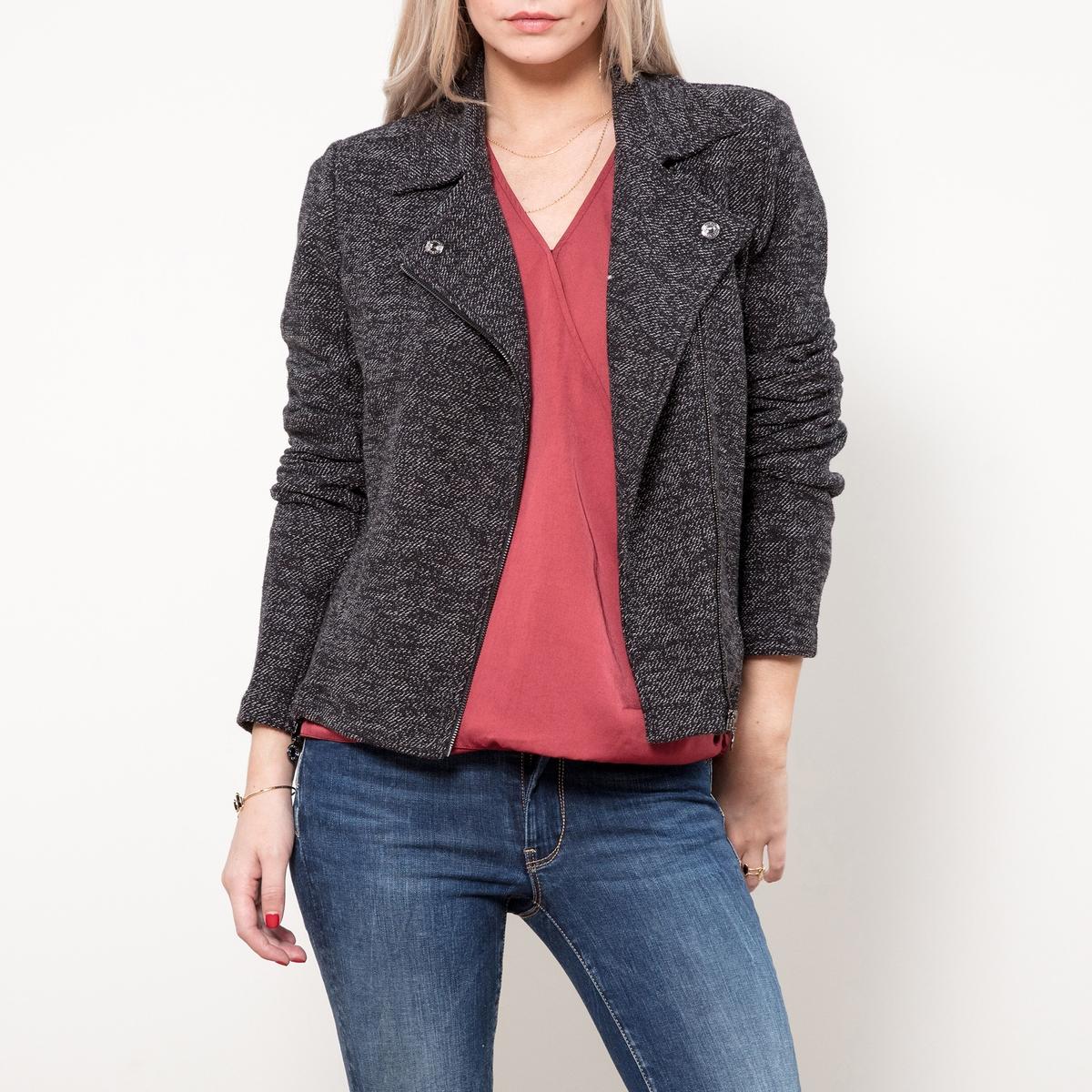 Куртка укороченная прямого покроя куртка укороченная большого размера демисезонная модель