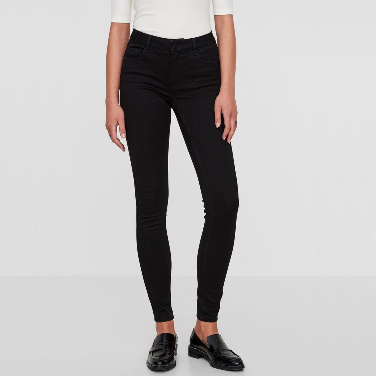Джинсы узкие с эффектом пуш-ап, длина 32 patrizia pepe джинсы пуш ап
