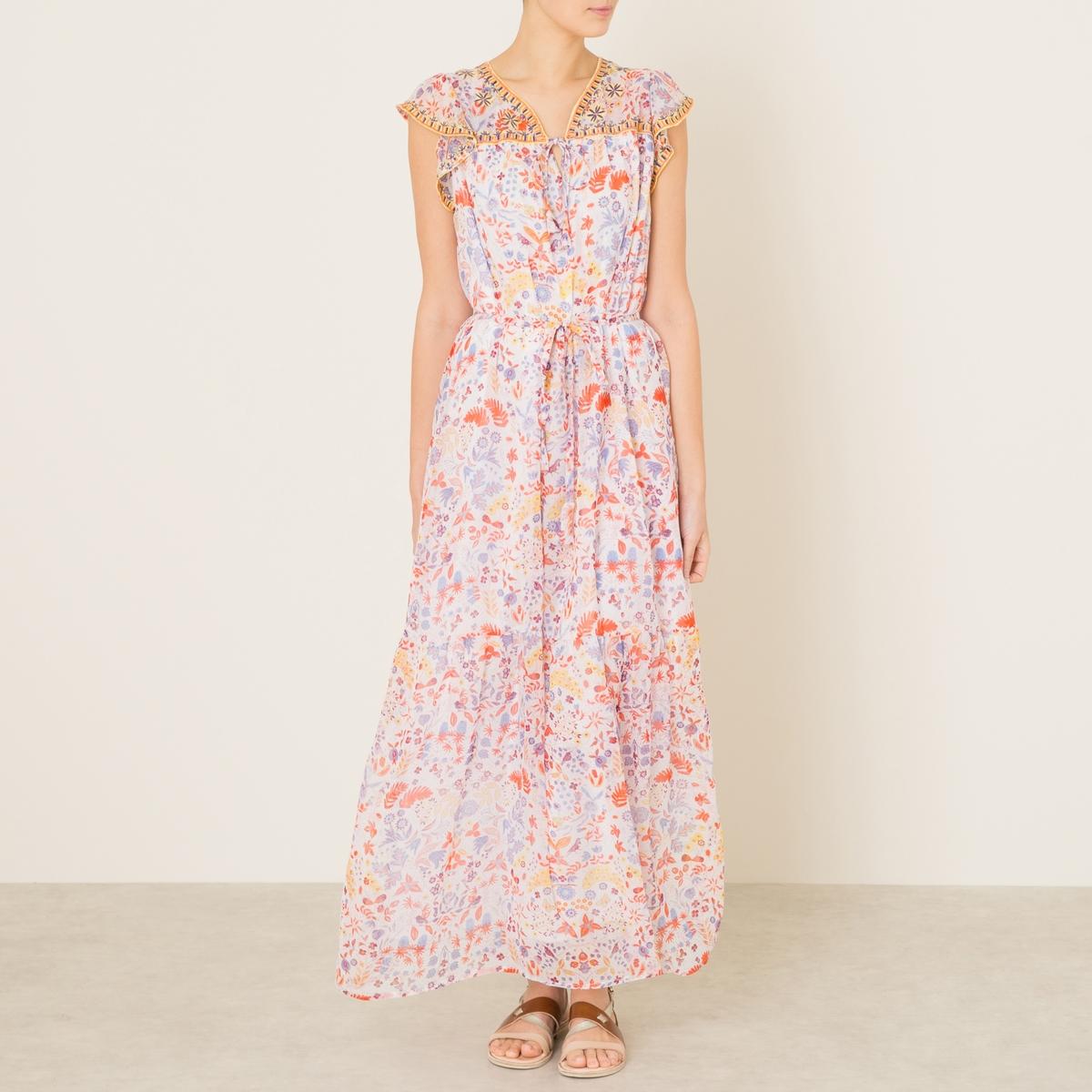 цена Платье SAMSA онлайн в 2017 году