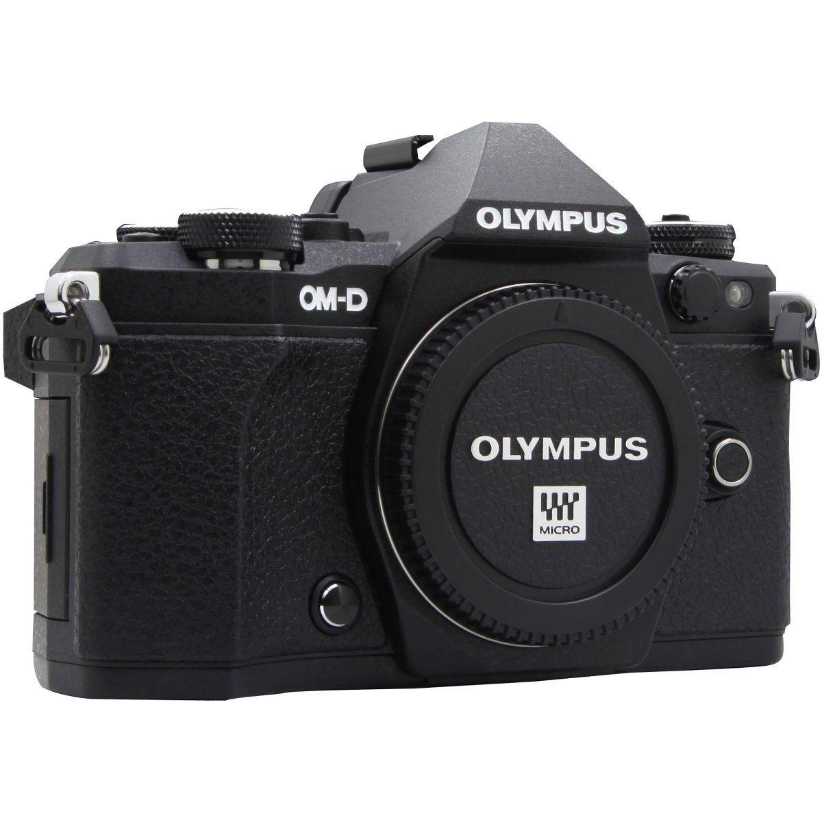 Appareil photo Hybride OLYMPUS OM-D E-M5 Mark II Nu Noir