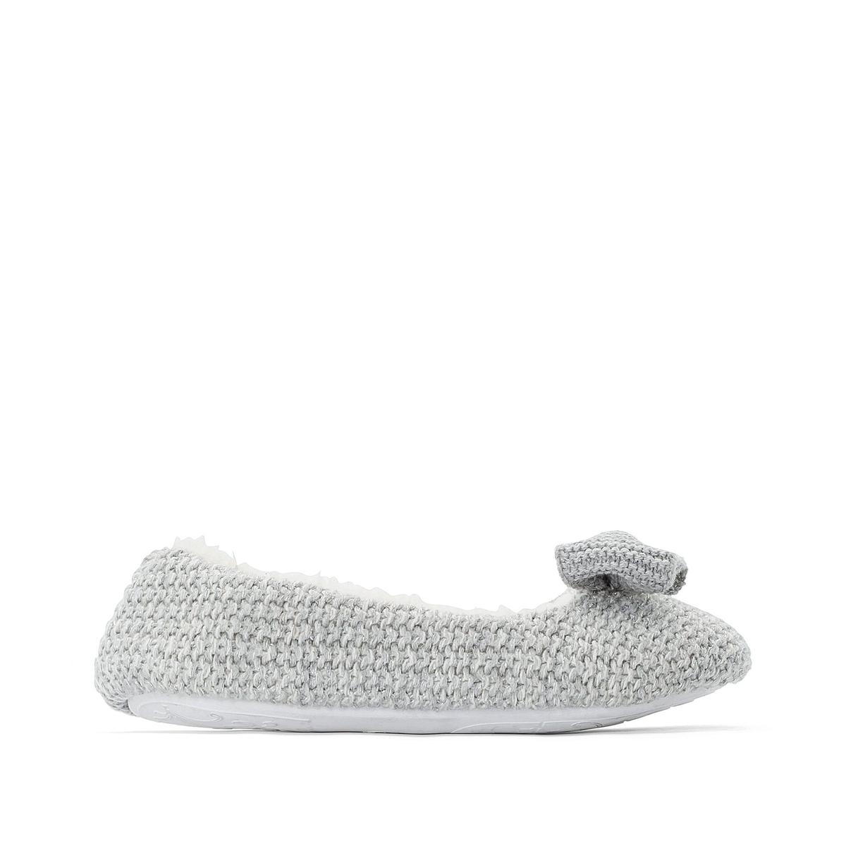 Туфли La Redoute Без задника 36/37 серый