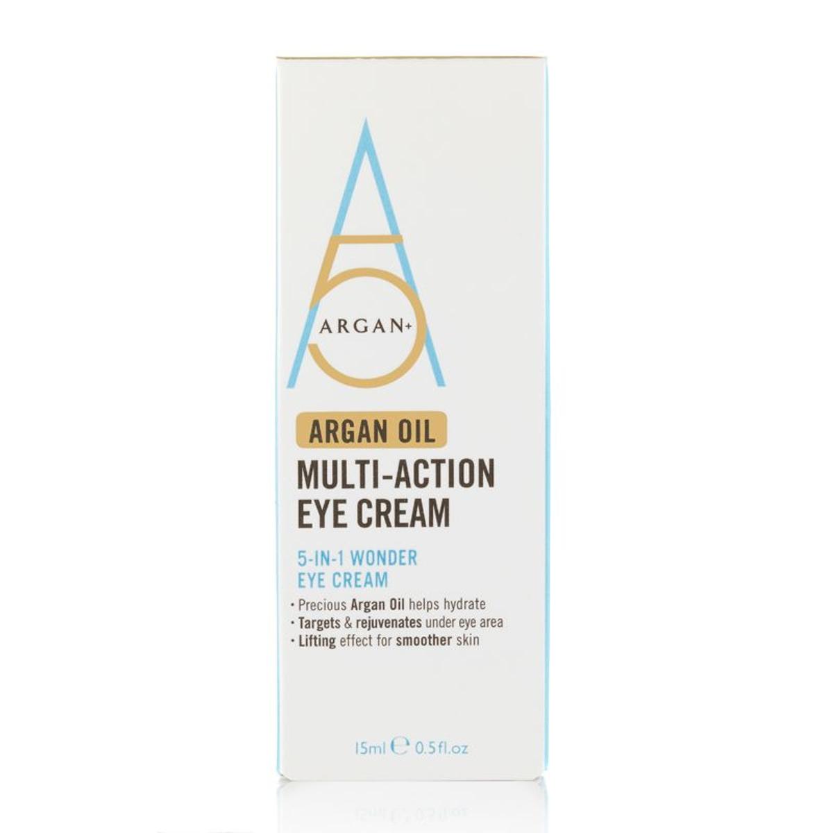 Contour de Yeux Multi-Actions Argan Oil Crème 15ml