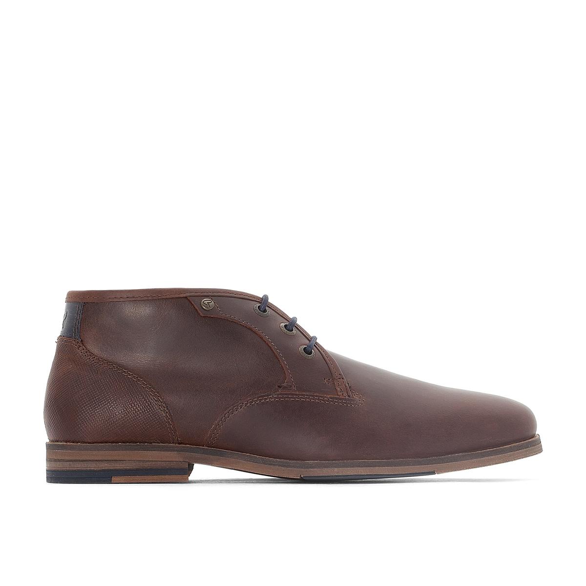 Ботинки-дезерты кожаные ALERTE