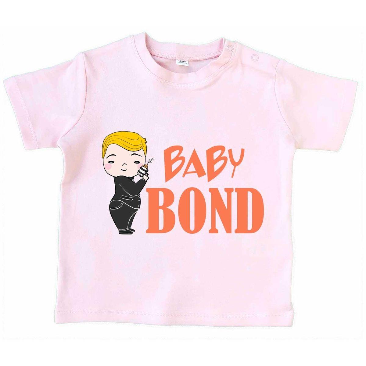 T-shirt Bébé Baby Bond