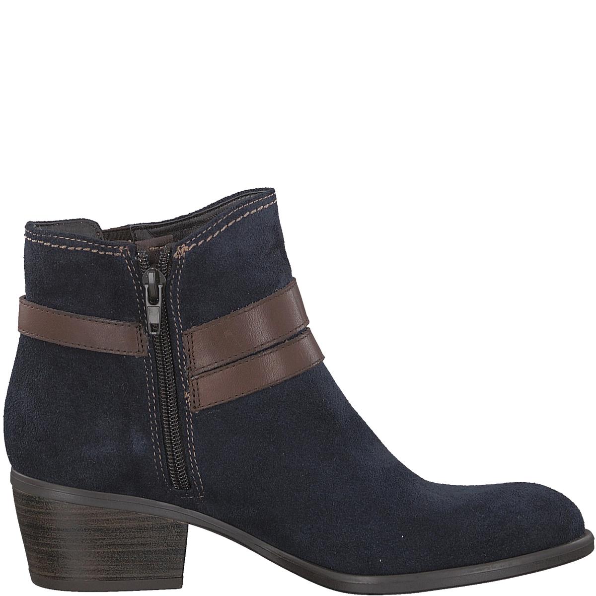 Ботильоны кожаные Becka цены онлайн