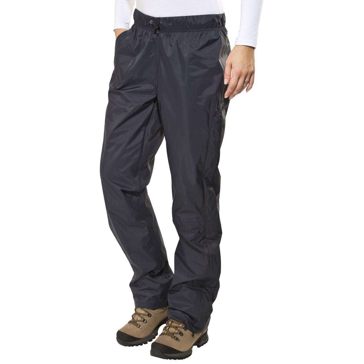 Pouring Adventure - Pantalon de pluie Femme - Regular noir