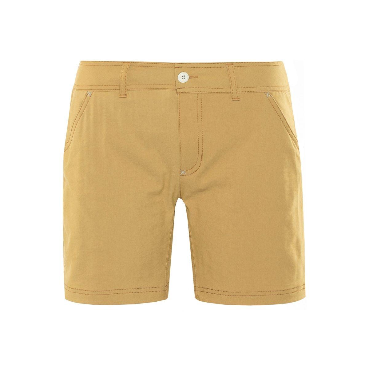 Action Twill - Shorts Femme - jaune