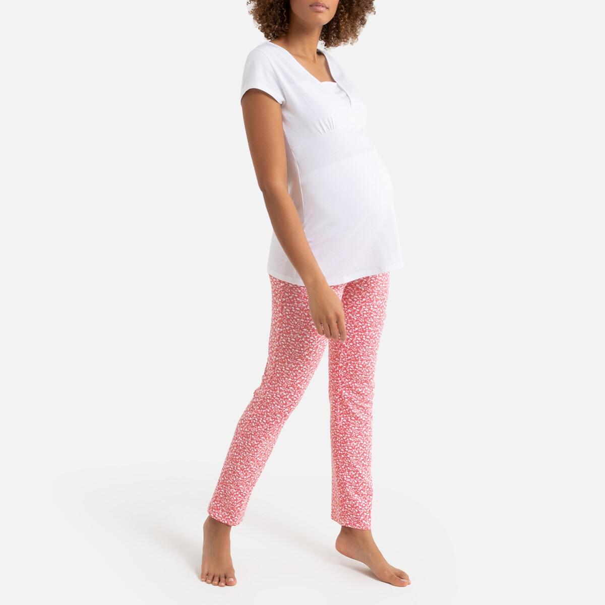 Pijama de embarazo y lactancia