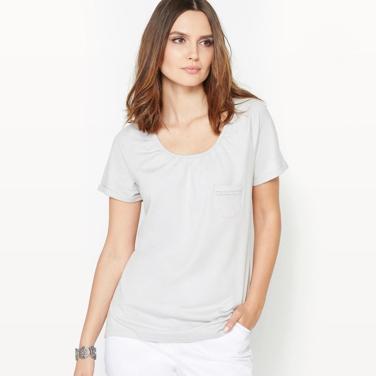 T-shirt, algodão & modal