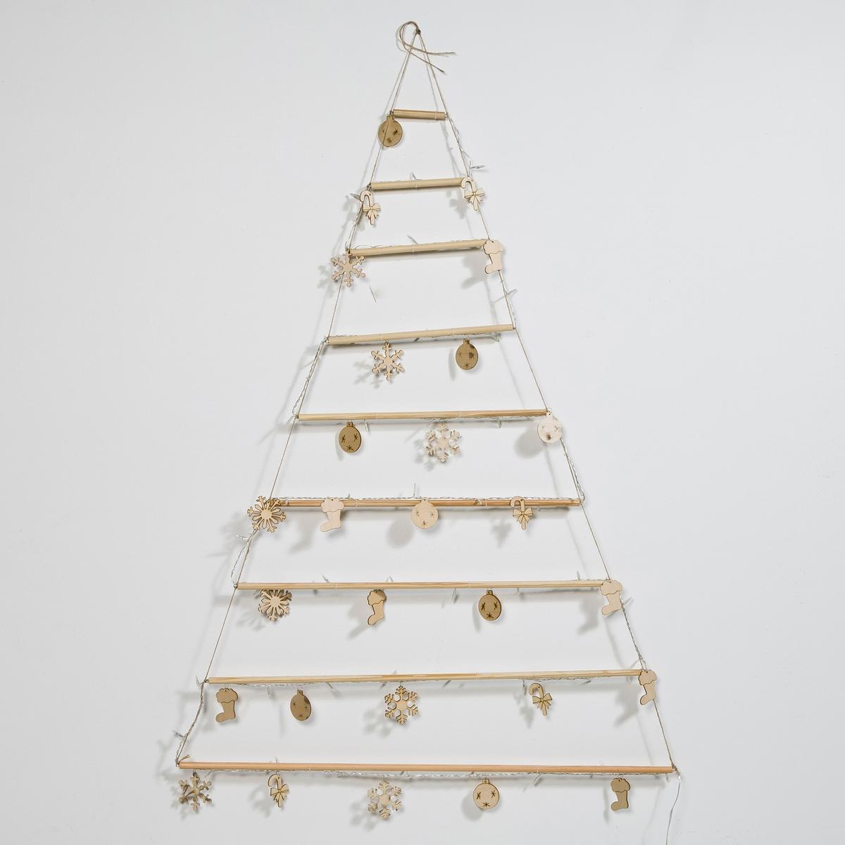 Елка новогодняя, настенная, светящаяся, liska тагирова м шьем веселые игрушки для новогодней елки
