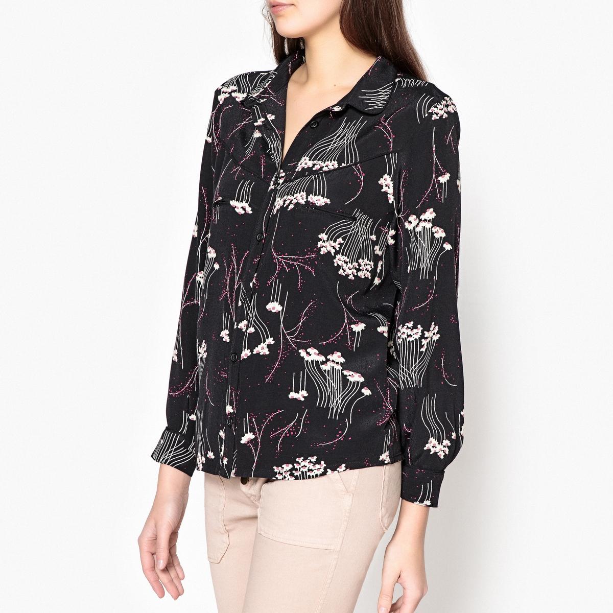 Рубашка с принтом KAMIS