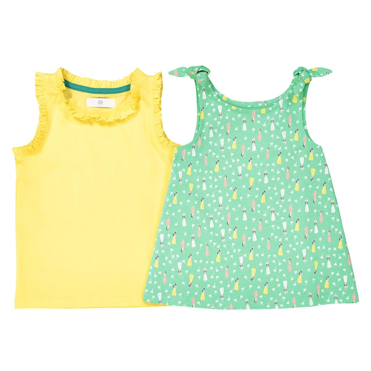 Комплект из футболки и топа 3-12 лет 2 футболки 3 12 лет
