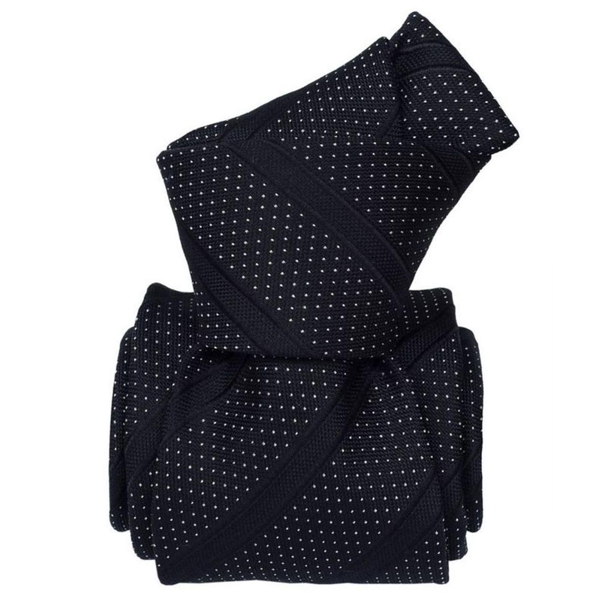 Cravate Olden. Soie Club / rayé