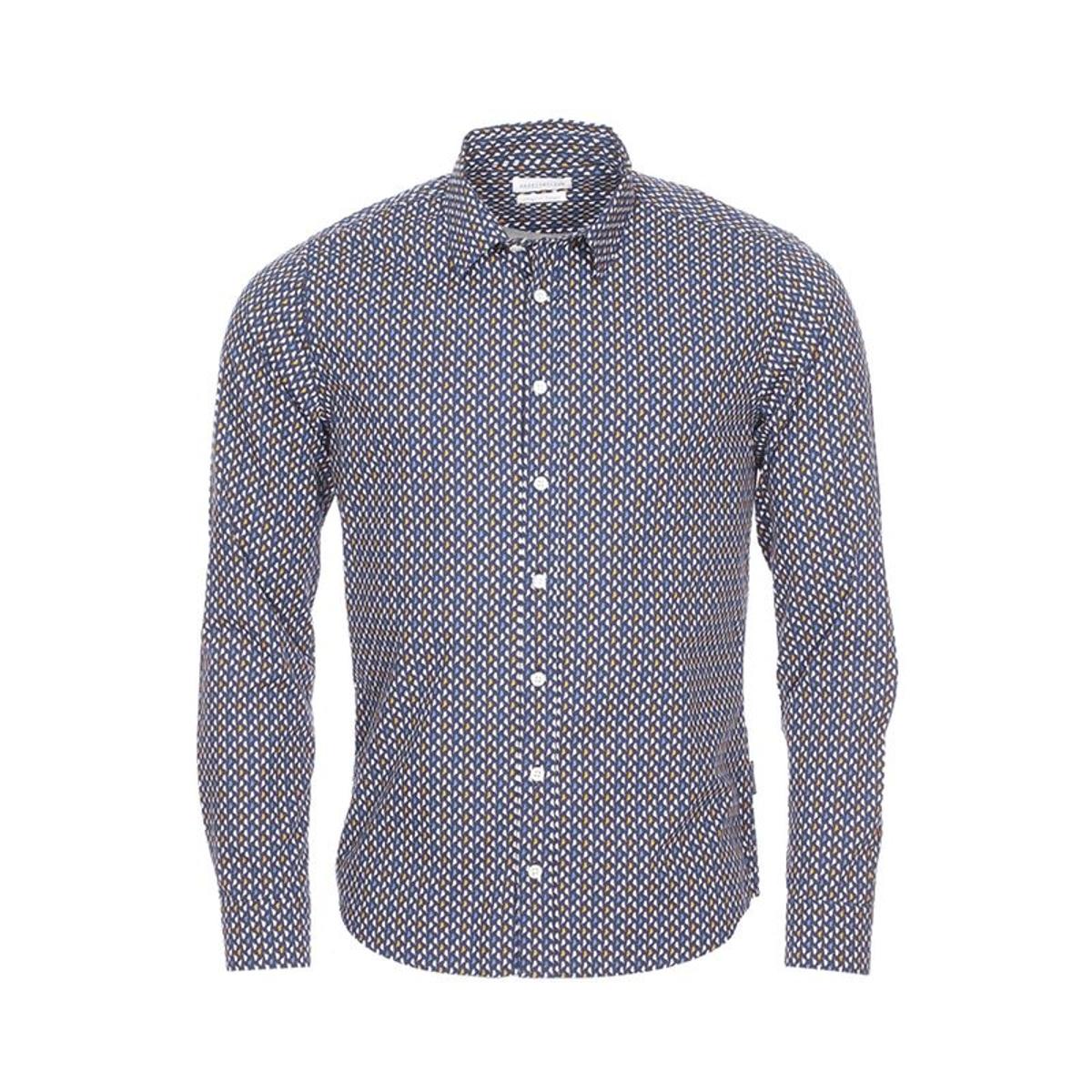 Chemise droite   Delano en coton   à motifs oiseaux ,  s et