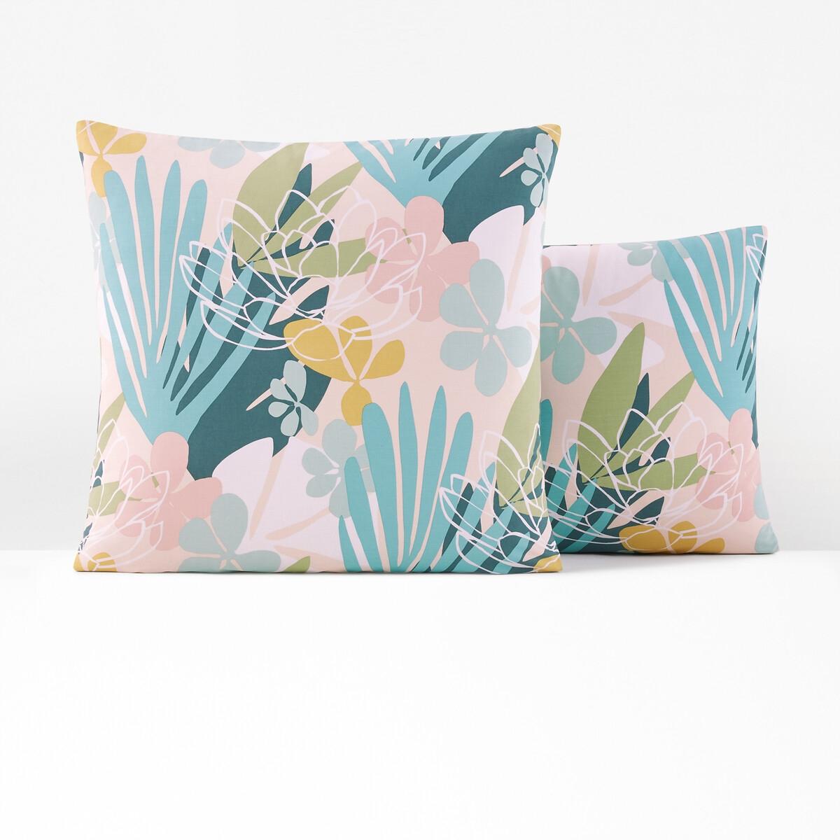 Raoni Nude Cotton Pillowcase