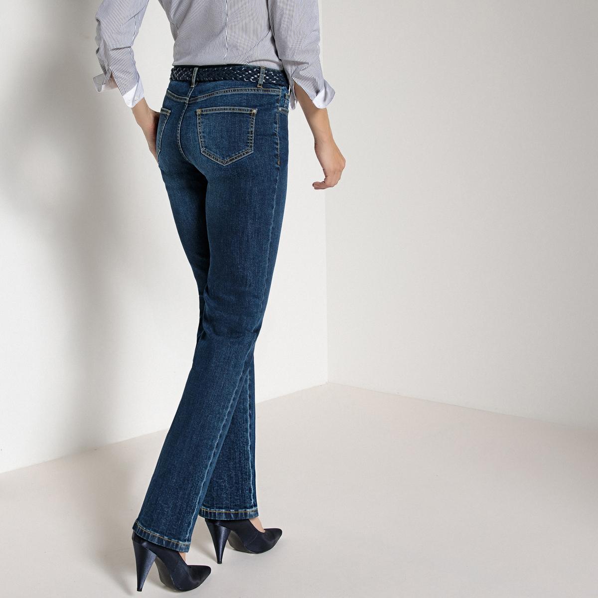 Jeans bootcut, ganga stretch