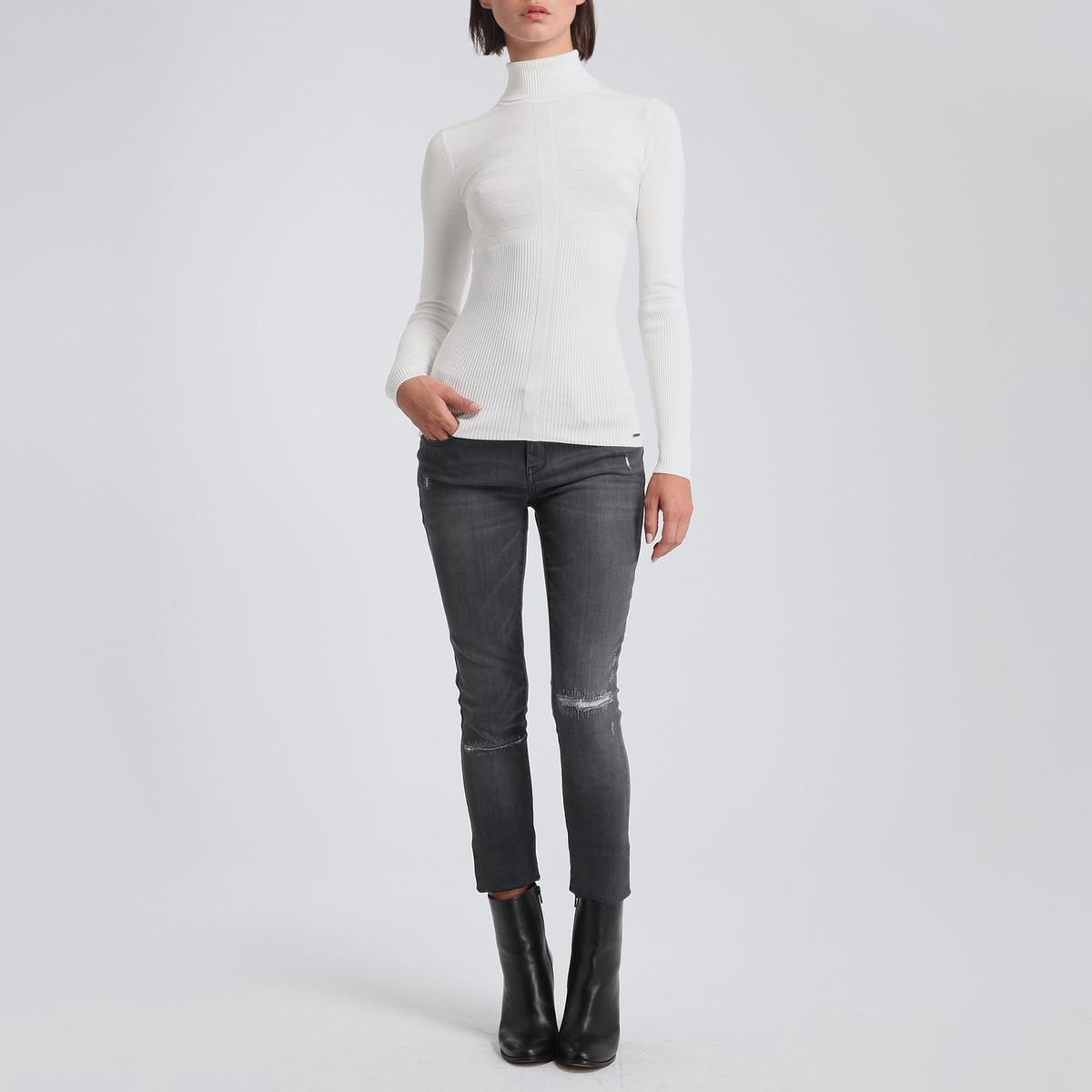 Пуловер из тонкого трикотажа Morgan