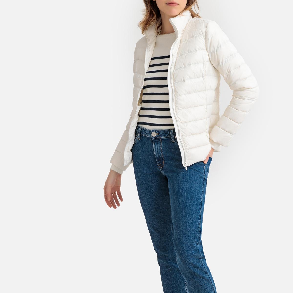 Куртка стеганая на молнии короткая La Redoute Collections