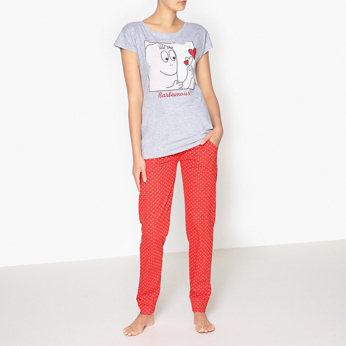 Пижама с принтом, Barbapapa