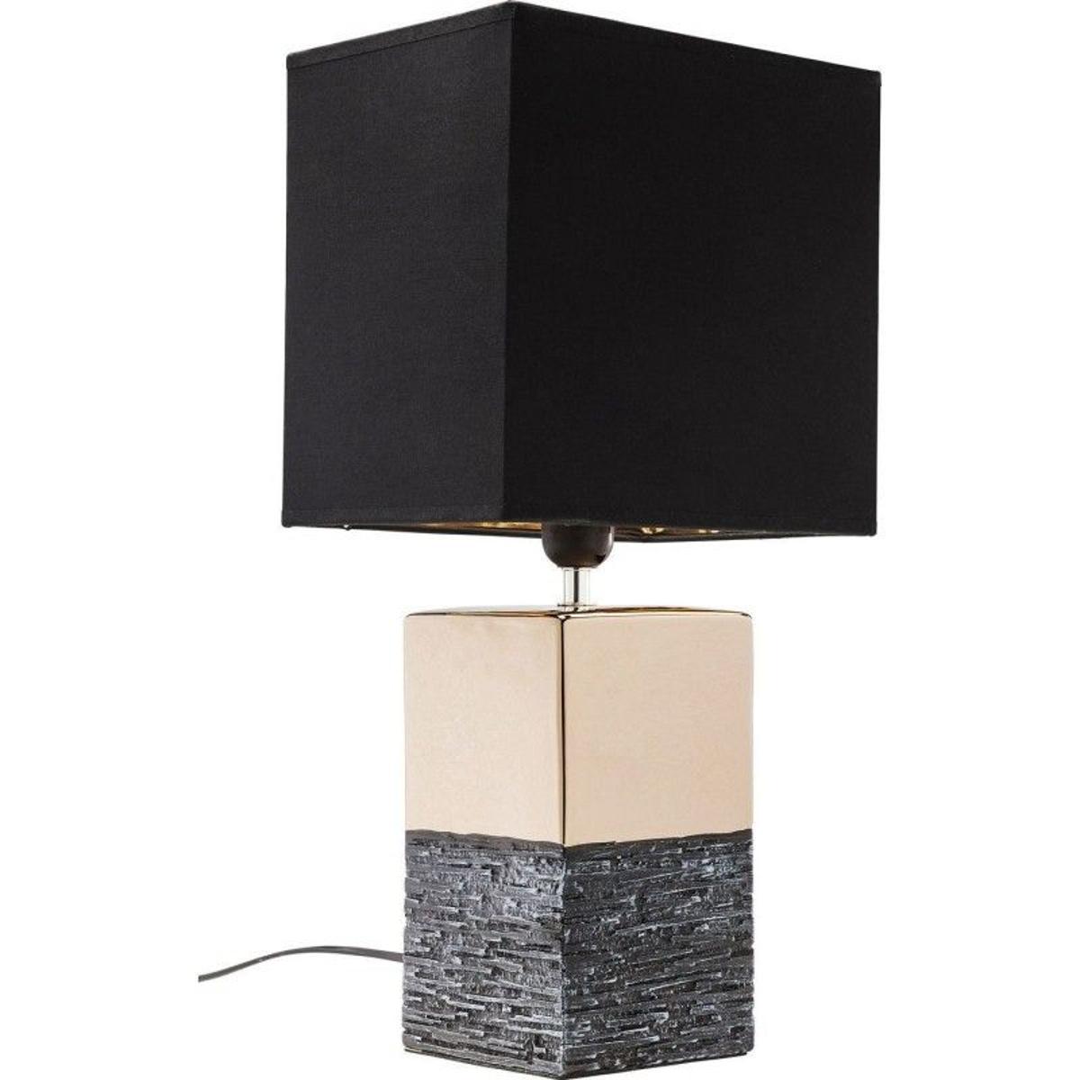 Lampe de table Creation carrée 51cm Kare Design