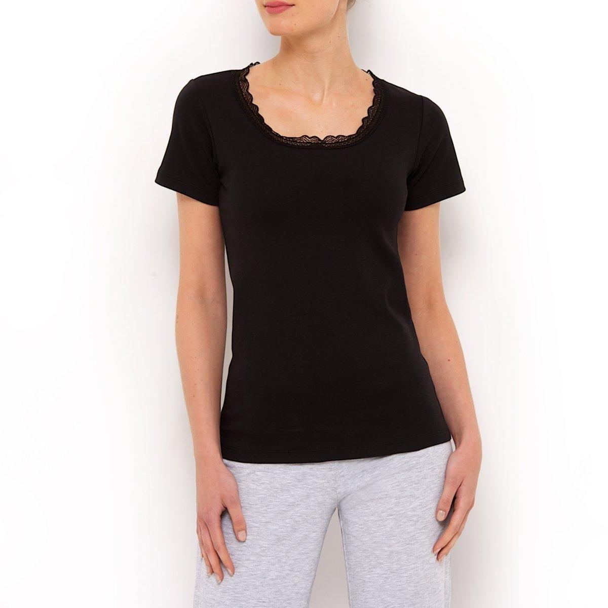 2 рубашки с короткими рукавами от La Redoute