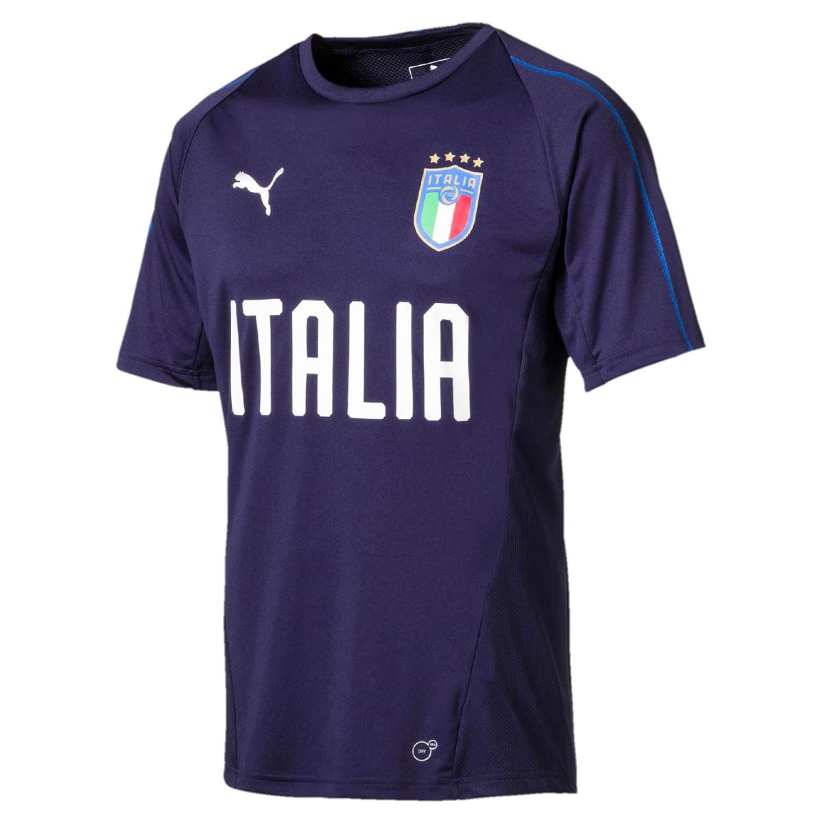 T-shirt da seleção Italiana