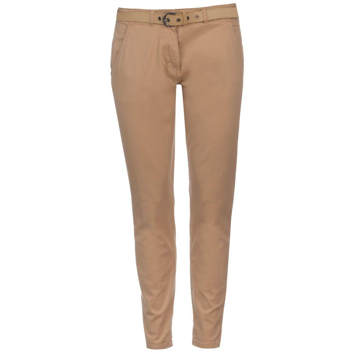Pantalon chinos avec ceinture