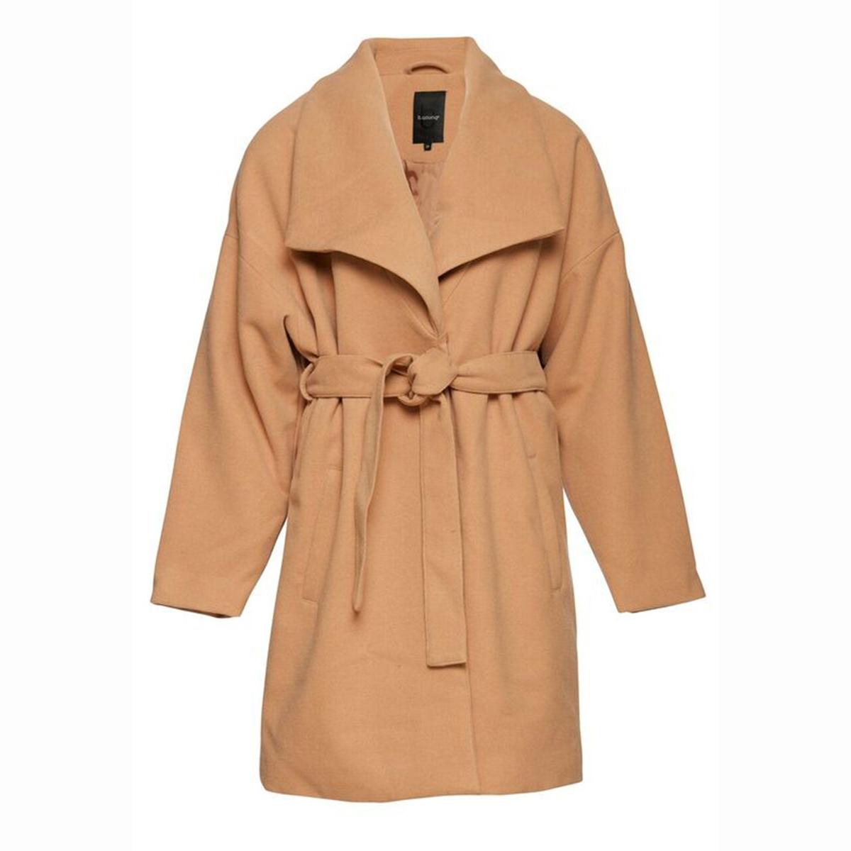 Пальто с поясом Cirline