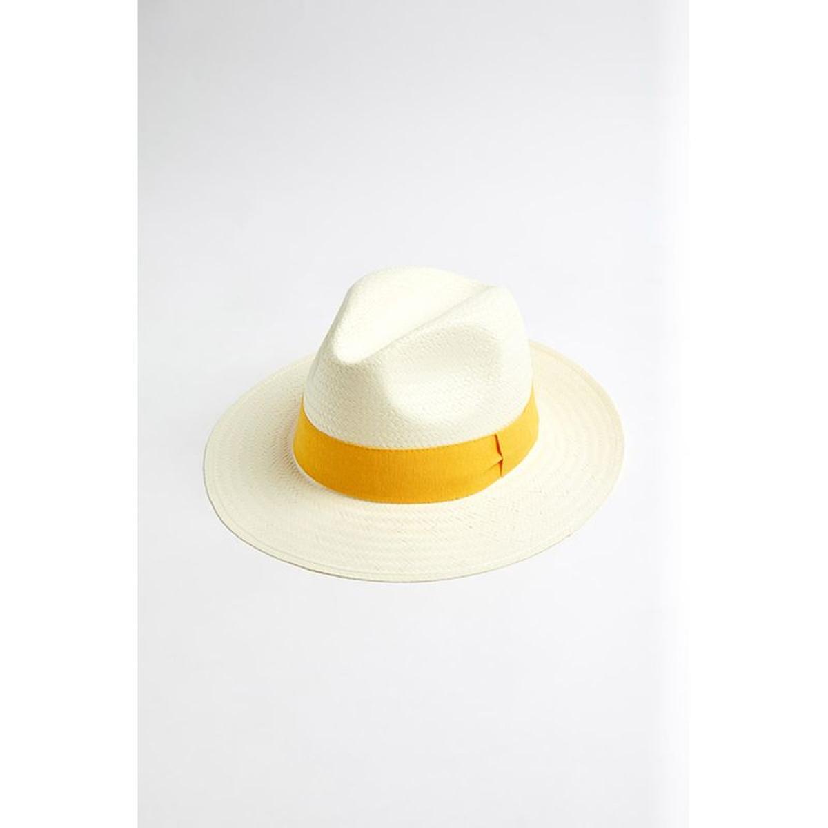 Chapeau de plage Panama Soleil