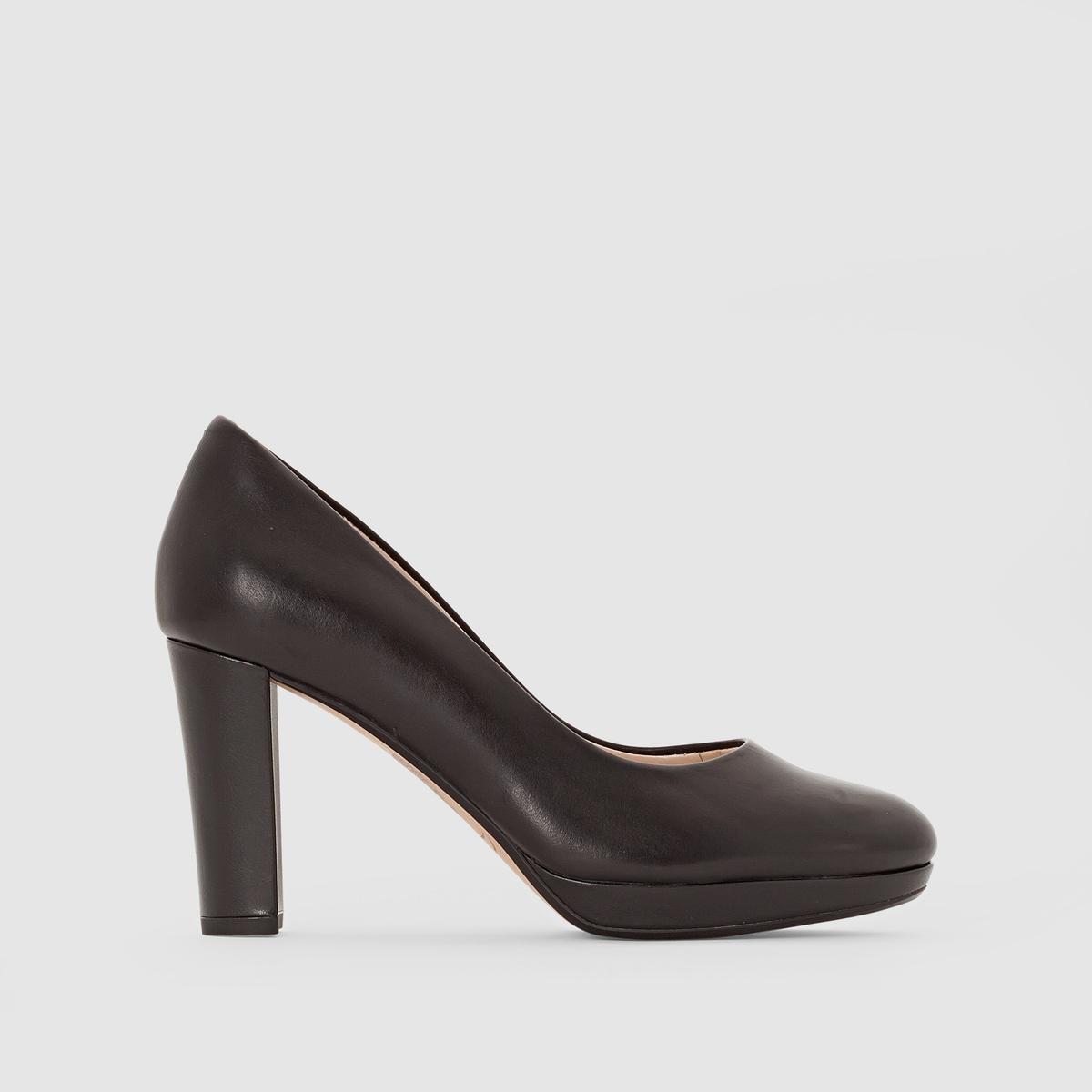 Туфли кожаные Kendra Sienna