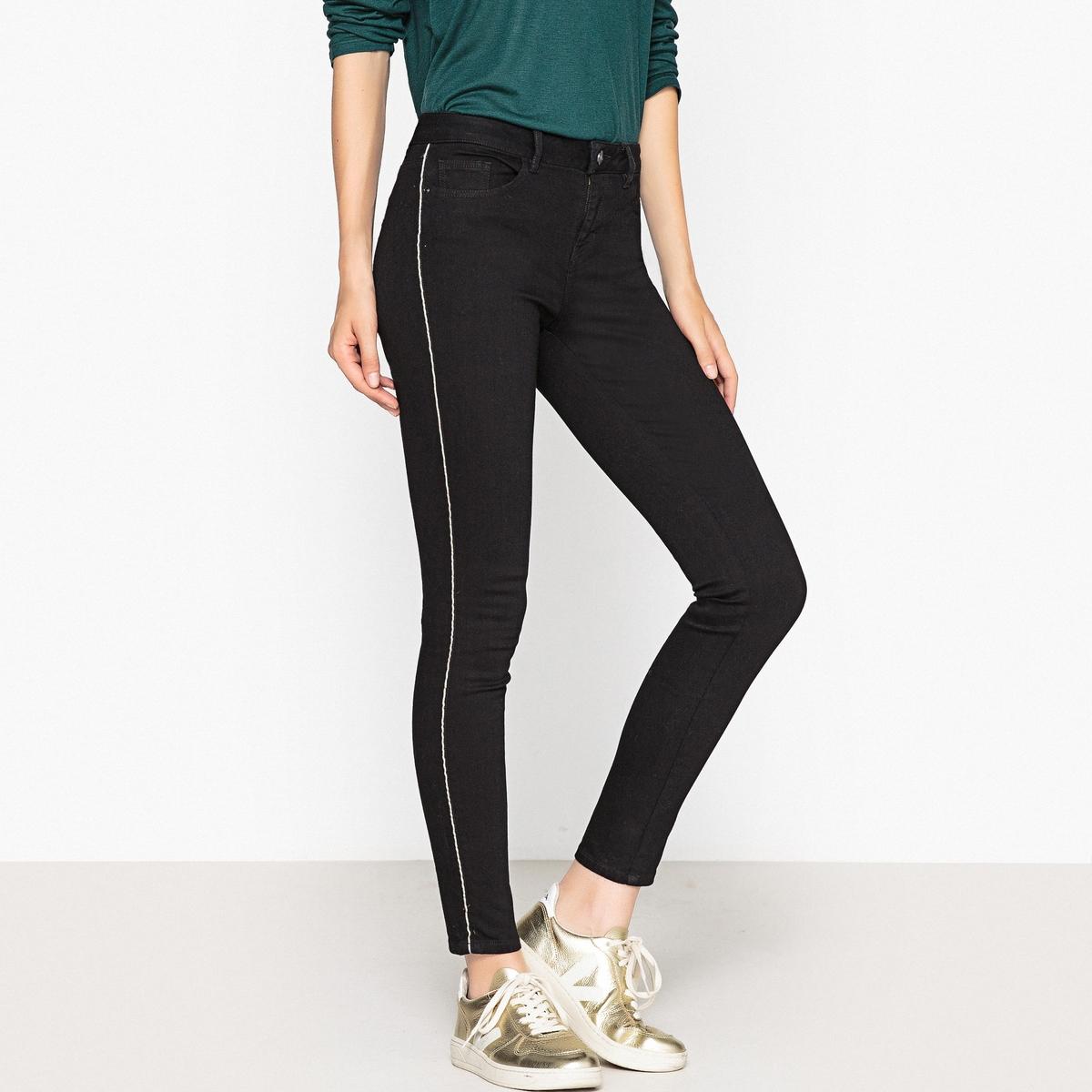 Джинсы-скинни ELLA PIPING, длина . 32 джинсы скинни zeniah длина 32