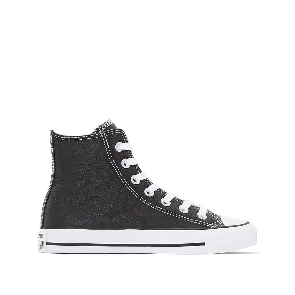 Imagen principal de producto de Zapatillas de caña alta CTAS Hi piel - Converse