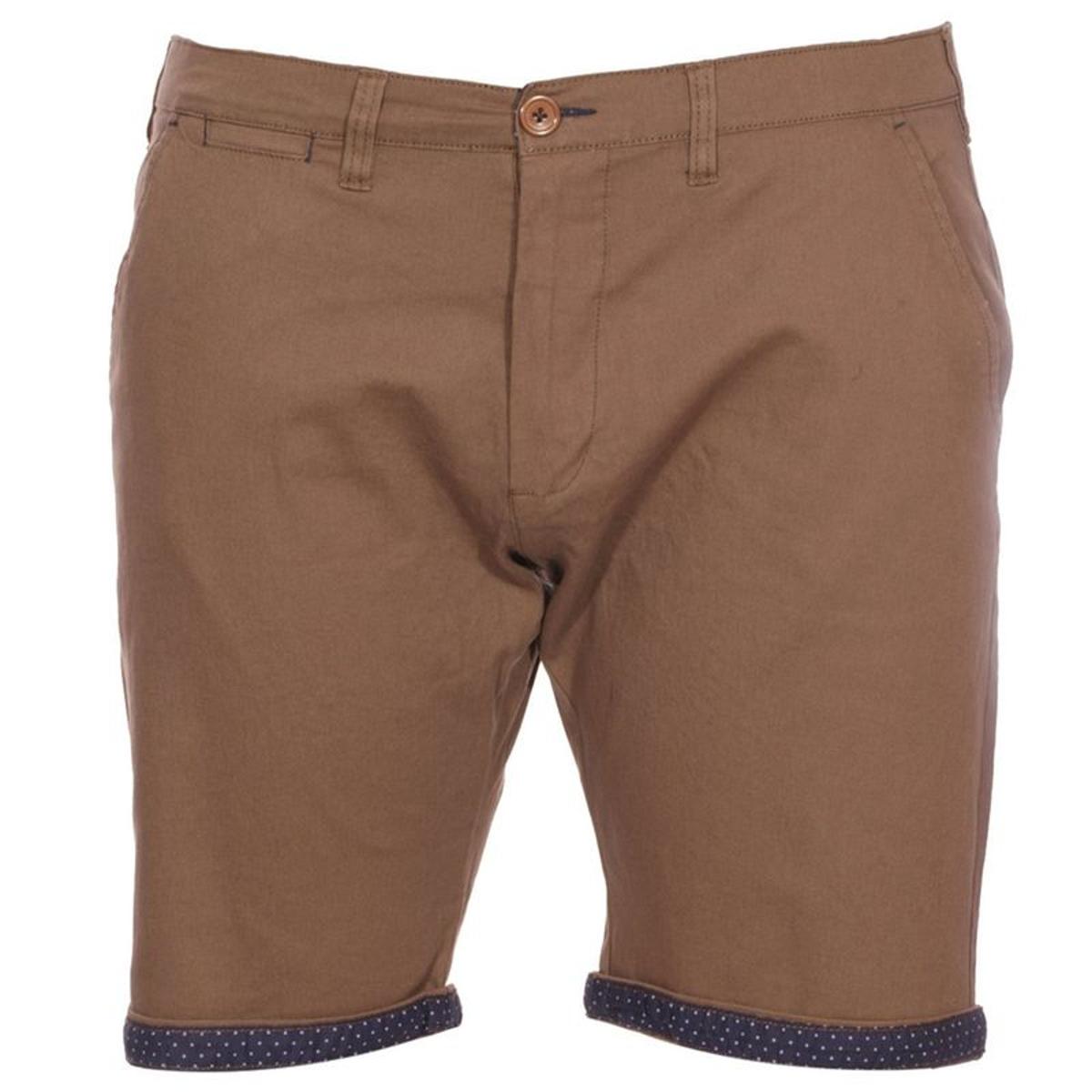 Short Coton, Elasthane