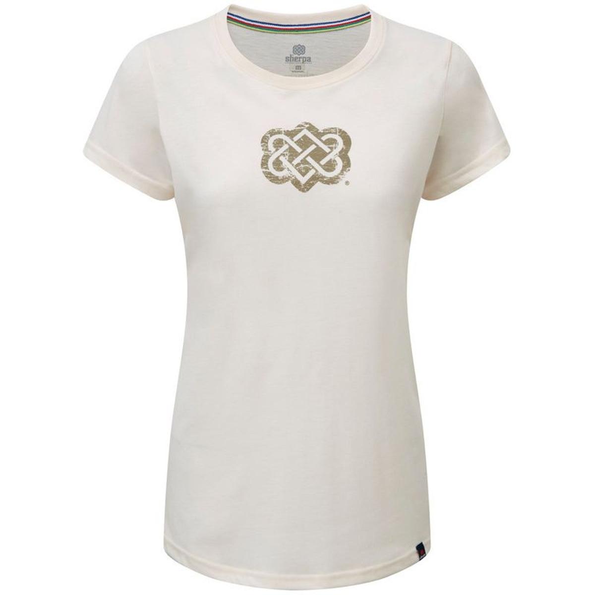 Endless Knot - T-shirt manches courtes Femme - blanc