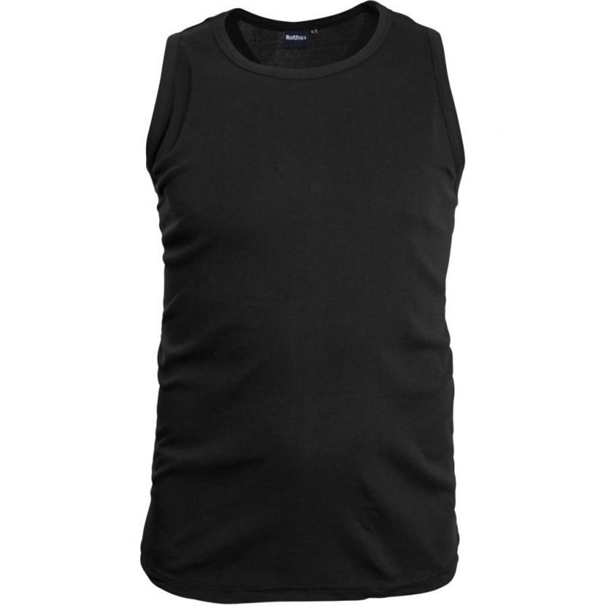 T Shirt Uni en Coton